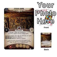 Arkham Lcg: Sphinx & Sands By Mattarkham   Multi Purpose Cards (rectangle)   H76d2y926uyu   Www Artscow Com Front 17