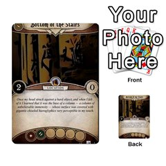 Arkham Lcg: Sphinx & Sands By Mattarkham   Multi Purpose Cards (rectangle)   H76d2y926uyu   Www Artscow Com Front 18
