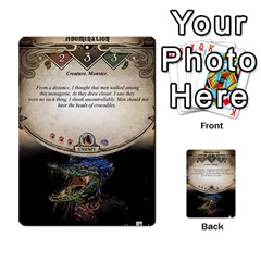 Arkham Lcg: Sphinx & Sands By Mattarkham   Multi Purpose Cards (rectangle)   H76d2y926uyu   Www Artscow Com Front 31