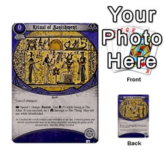 Arkham Lcg: Sphinx & Sands By Mattarkham   Multi Purpose Cards (rectangle)   H76d2y926uyu   Www Artscow Com Front 35