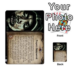 Arkham Lcg: Sphinx & Sands By Mattarkham   Multi Purpose Cards (rectangle)   H76d2y926uyu   Www Artscow Com Front 50