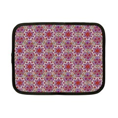Star And Crystal Shapes 01 Netbook Case (small)  by Cveti