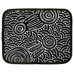 Meeting Places Netbook Case (xxl)  by hogartharts