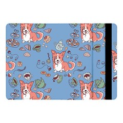 Dog Corgi Pattern Apple Ipad Pro 10 5   Flip Case