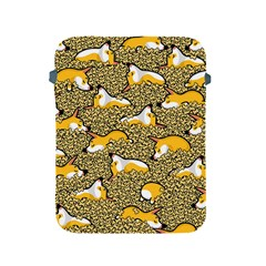 Sleeping Corgi Apple Ipad 2/3/4 Protective Soft Cases by Celenk