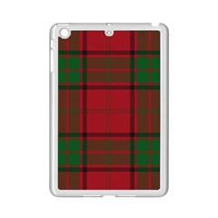 Red And Green Tartan Plaid Ipad Mini 2 Enamel Coated Cases by allthingseveryone