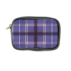 Purple Heather Plaid Coin Purse by allthingseveryone