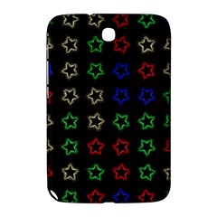 Spray Stars Pattern A Samsung Galaxy Note 8 0 N5100 Hardshell Case  by MoreColorsinLife