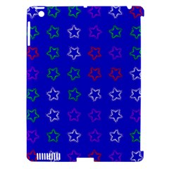 Spray Stars Pattern E Apple Ipad 3/4 Hardshell Case (compatible With Smart Cover) by MoreColorsinLife
