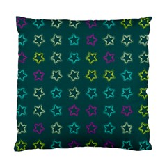Spray Stars Pattern F Standard Cushion Case (two Sides) by MoreColorsinLife