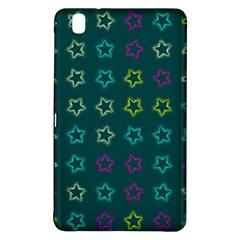 Spray Stars Pattern F Samsung Galaxy Tab Pro 8 4 Hardshell Case by MoreColorsinLife
