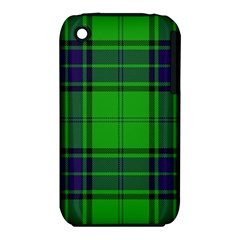 Green And Blue Plaid Iphone 3s/3gs by allthingseveryone