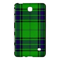 Green And Blue Plaid Samsung Galaxy Tab 4 (8 ) Hardshell Case  by allthingseveryone