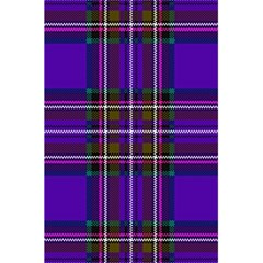 Purple Tartan Plaid 5 5  X 8 5  Notebooks by allthingseveryone