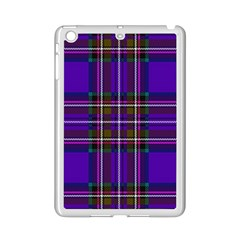 Purple Tartan Plaid Ipad Mini 2 Enamel Coated Cases by allthingseveryone