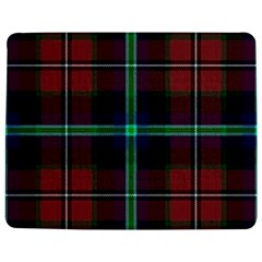 Purple And Red Tartan Plaid Jigsaw Puzzle Photo Stand (rectangular) by allthingseveryone