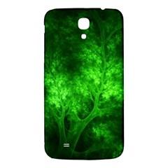 Artsy Bright Green Trees Samsung Galaxy Mega I9200 Hardshell Back Case by allthingseveryone