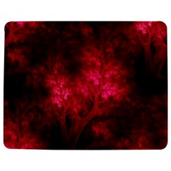 Artsy Red Trees Jigsaw Puzzle Photo Stand (rectangular) by allthingseveryone