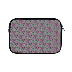 Flower Kaleidoscope Hand Drawing 2 Apple Ipad Mini Zipper Cases by Cveti