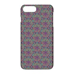 Flower Kaleidoscope Hand Drawing 2 Apple Iphone 8 Plus Hardshell Case by Cveti