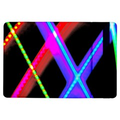 Xmas Light Paintings Ipad Air Flip by Celenk