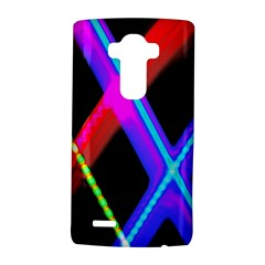 Xmas Light Paintings Lg G4 Hardshell Case by Celenk