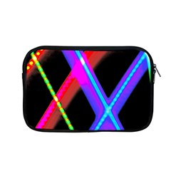Xmas Light Paintings Apple Macbook Pro 13  Zipper Case by Celenk