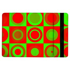 Redg Reen Christmas Background Ipad Air Flip by Celenk