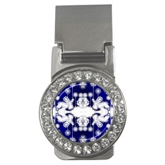 The Effect Of Light  Very Vivid Colours  Fragment Frame Pattern Money Clips (cz)  by Celenk