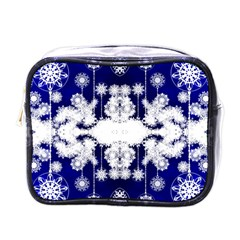 The Effect Of Light  Very Vivid Colours  Fragment Frame Pattern Mini Toiletries Bags by Celenk