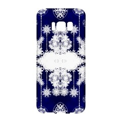 The Effect Of Light  Very Vivid Colours  Fragment Frame Pattern Samsung Galaxy S8 Hardshell Case  by Celenk