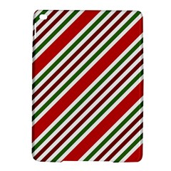 Christmas Color Stripes Ipad Air 2 Hardshell Cases by Celenk