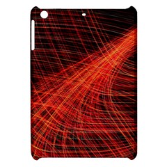 A Christmas Light Painting Apple Ipad Mini Hardshell Case by Celenk