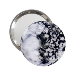Earth Right Now 2 25  Handbag Mirrors by Celenk