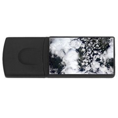 Earth Right Now Rectangular Usb Flash Drive by Celenk