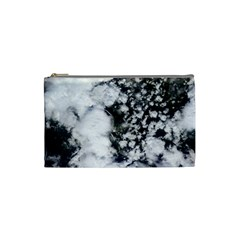 Earth Right Now Cosmetic Bag (small)  by Celenk