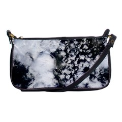 Earth Right Now Shoulder Clutch Bags by Celenk