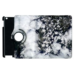 Earth Right Now Apple Ipad 3/4 Flip 360 Case by Celenk