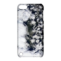 Earth Right Now Apple Ipod Touch 5 Hardshell Case With Stand by Celenk