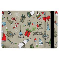 Beautiful Design Christmas Seamless Pattern Ipad Air Flip by Celenk