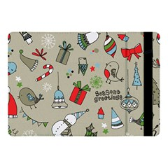 Beautiful Design Christmas Seamless Pattern Apple Ipad Pro 10 5   Flip Case by Celenk