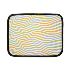 Art Abstract Colorful Colors Netbook Case (small)  by Celenk