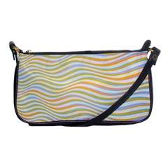 Art Abstract Colorful Colors Shoulder Clutch Bags by Celenk