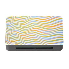 Art Abstract Colorful Colors Memory Card Reader With Cf by Celenk