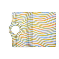 Art Abstract Colorful Colors Kindle Fire Hd (2013) Flip 360 Case by Celenk