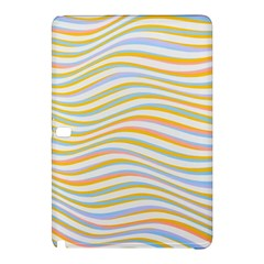 Art Abstract Colorful Colors Samsung Galaxy Tab Pro 10 1 Hardshell Case by Celenk