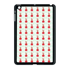 At On Christmas Present Background Apple Ipad Mini Case (black) by Celenk