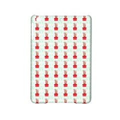At On Christmas Present Background Ipad Mini 2 Hardshell Cases by Celenk