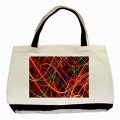 Wave Behaviors Basic Tote Bag by Celenk