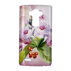 Wonderful Flowers, Soft Colors, Watercolor Lg G4 Hardshell Case by FantasyWorld7